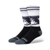 Stance - Ill Communications Crew Sock (Black)