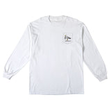Anti Hero - x Gnarhunters Pocket LS Tee (White/Multi)