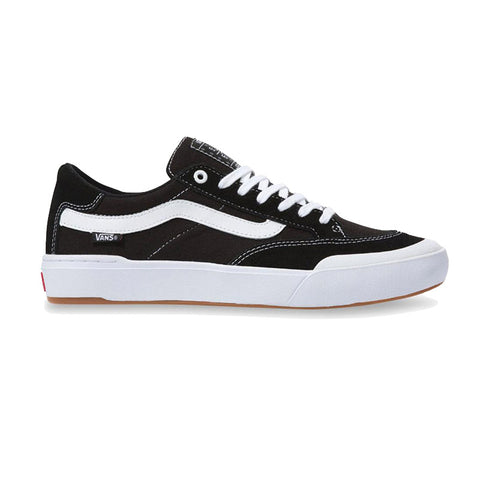 Vans - Berle Pro (Black/True White)