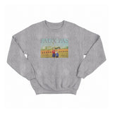 Faux Pas - Burn Crew (Grey)