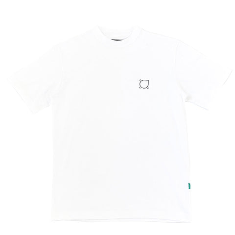 Leaf Apparel - Leaf Line Logo Tee (White)