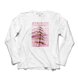 Faux Pas - Clouds LS Tee (White)