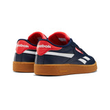 Reebok - Club C Revenge (Collegiate Navy/White/Radiant Red)