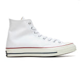 Converse - CTAS 70s Vintage Canvas High (White/Garnet)