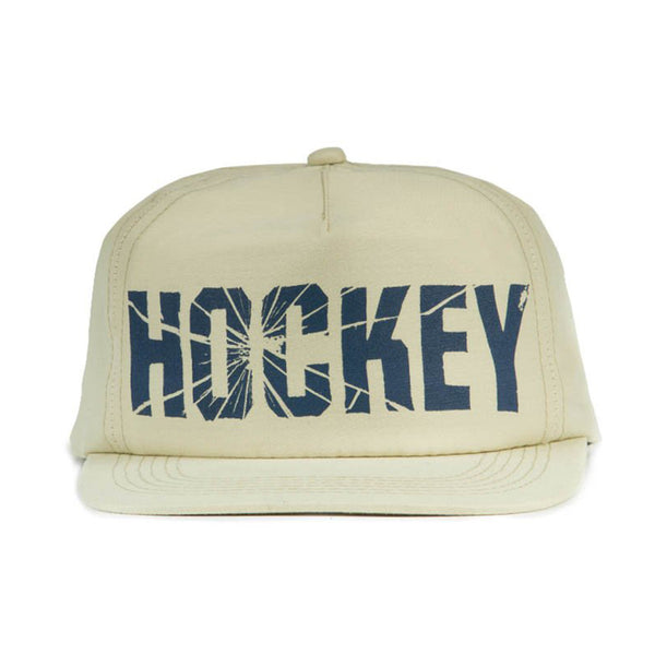 Hockey - Big Shatter Snapback (Cream)