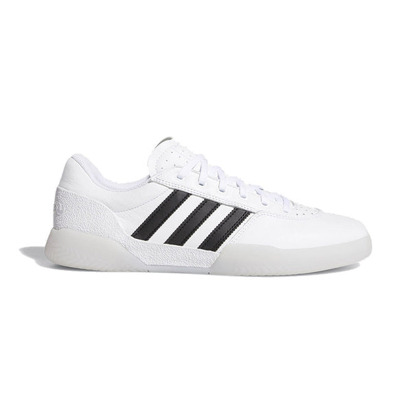 adidas - City Cup (Future White/Core Black/Light Solid Grey)
