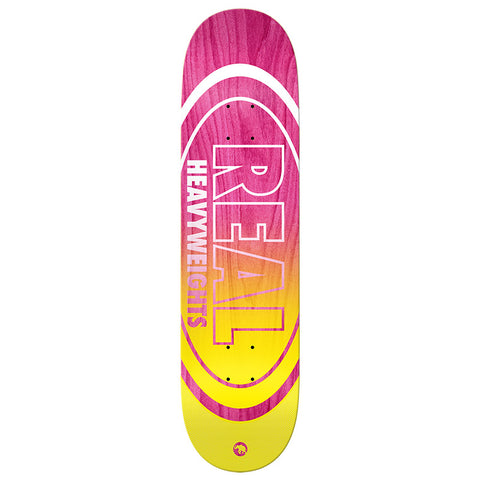Real - Heavyweight Deck (Pink)