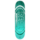 Real - Heavyweight Deck (Turquoise)