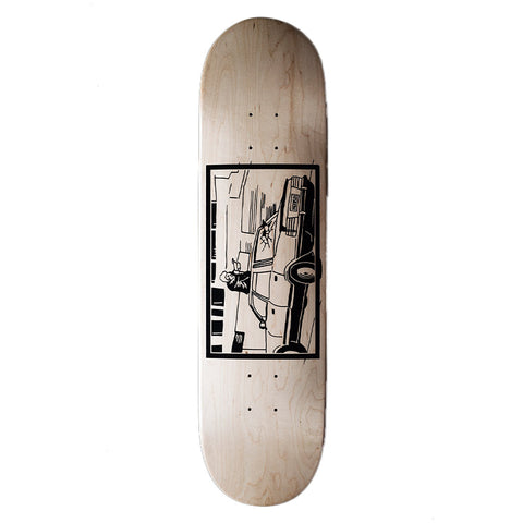 Plankie - Stander Gang Series Shootout Deck