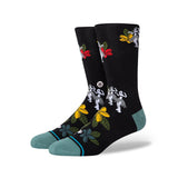 Stance - Island Dancer Crew Sock (Black)