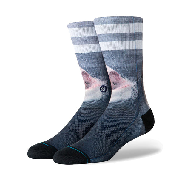 Stance - Brucey Crew Sock (Grey)