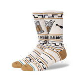 Stance - The Dude Crew Sock (Tan)