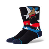Stance - Freedom Strike Crew Sock (Black)
