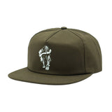 Hockey - Missing Kid 5 Panel Hat (Olive)