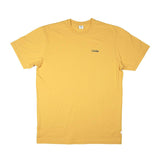 Civilist - Mini Logo Tee (Yellow)