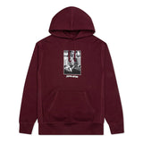 Fucking Awesome - Nail Hood (Maroon)