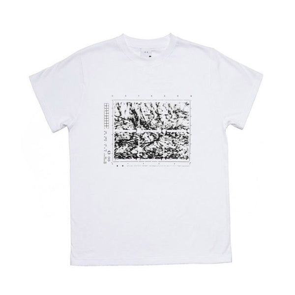 Octagon - Static Tee (White)