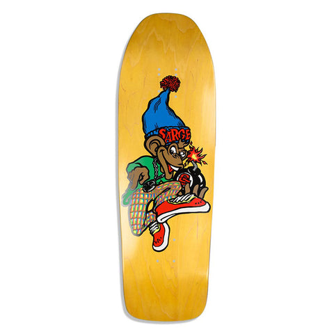 New Deal - Sargent Monkey Bomer Shaped Deck