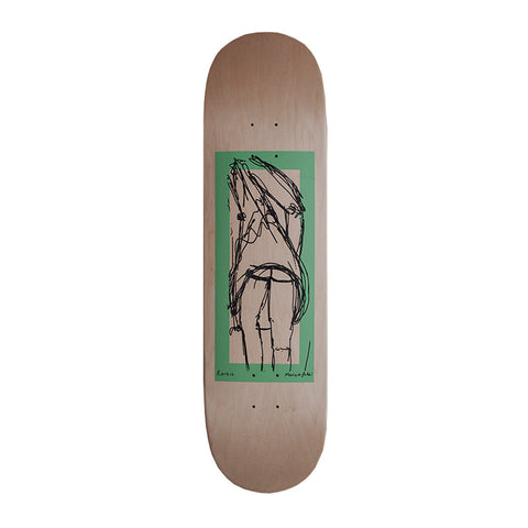 Plankie - Sex Sells Graphic (Green)