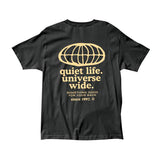 The Quiet Life - Universe Tee (Black)