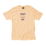 The Quiet Life - Smiley Tee (Squash)