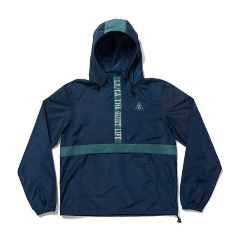 The Quiet Life - City Limits Pullover (Navy/Hunter)
