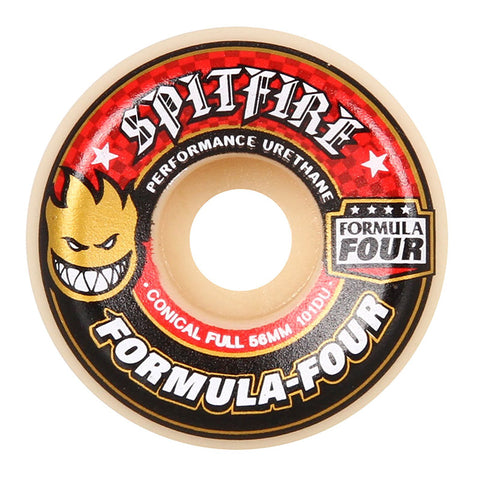 Spitfire - Formula Four 101D Conical Full Wheel