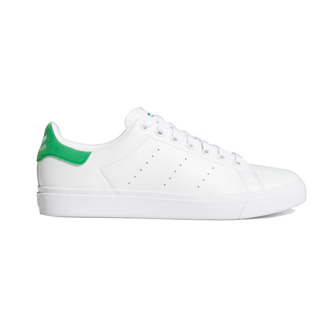 adidas - Stan Smith Vulc (Cloud White/Cloud White/Green)