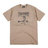 Thrasher - Witch Tee (Tan)