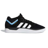 adidas - Tyshawn (Core Black/Cloud White/Light Blue)