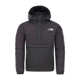 The North Face - Insulated Fanorak (Asphalt Grey/Black)