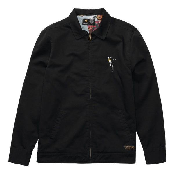 Emerica - Gassed Jacket (Black)