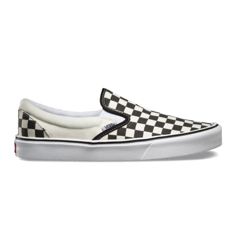 Vans - Slip On (Black/White/Checkerboard)