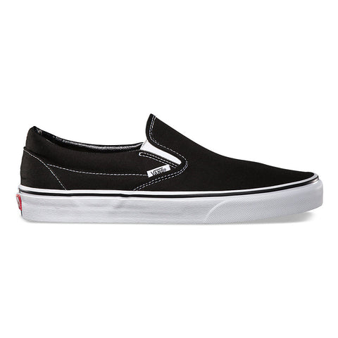 Vans - Slip On (Black/White)