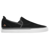 Emerica - Wino G6 Slip-On (Black/Grey/White)