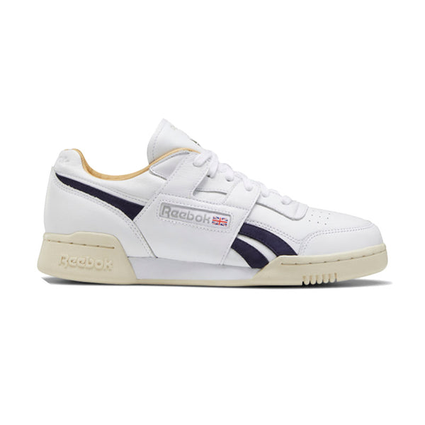 Reebok - Workout Plus MU (White/Purple Delirium)