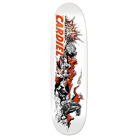 Anti Hero - Cardiel Getaway Deck