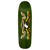 Anti Hero - Shaped Eagle Green Gaint Deck