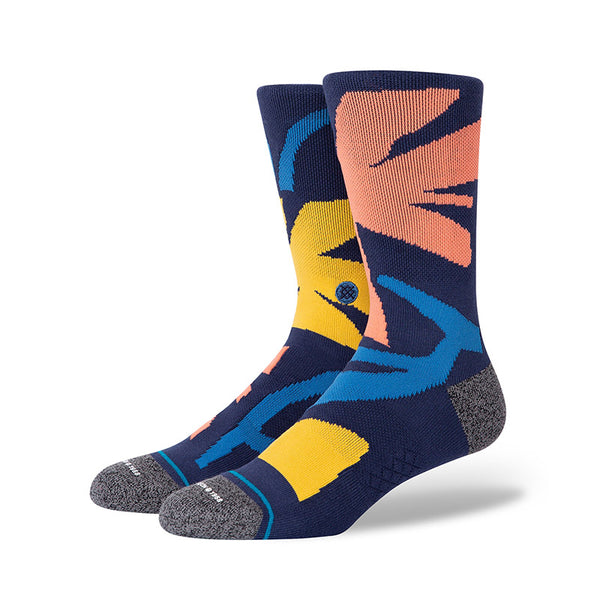 Stance - Archives Crew Sock (Navy)