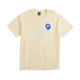 The Quiet Life -  Atlas Tee (Cream)