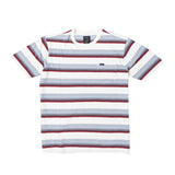 RVCA - Ventura Stripe Tee (Antique White)