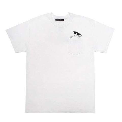 Nine One Seven - Boogie Pocket Tee (White)