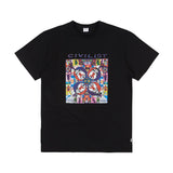 Civilist - x LSD World Peace Tee (Black)