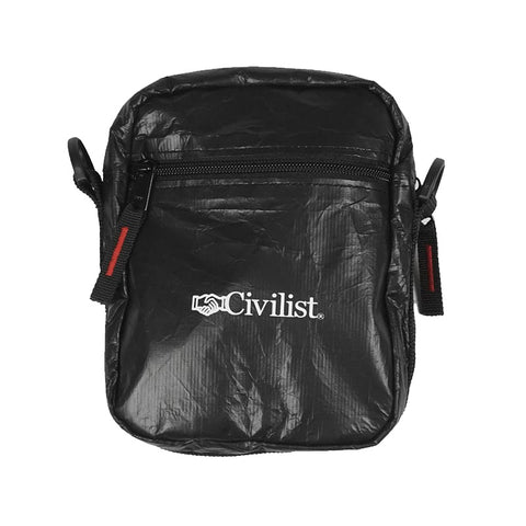 Civilist - Pusher Bag (Black Tyvek)