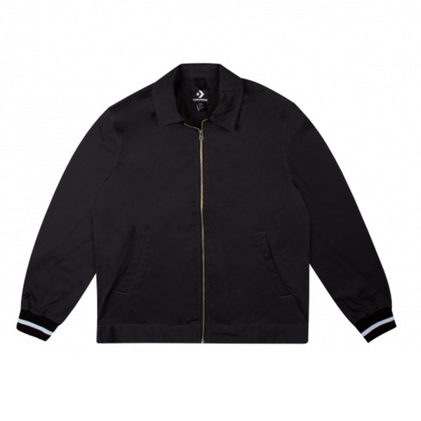 Converse - Insulated Flight L/S Bomber Jacket (Black)