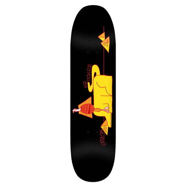 Krooked - Cromer Sfingx Shaped Deck
