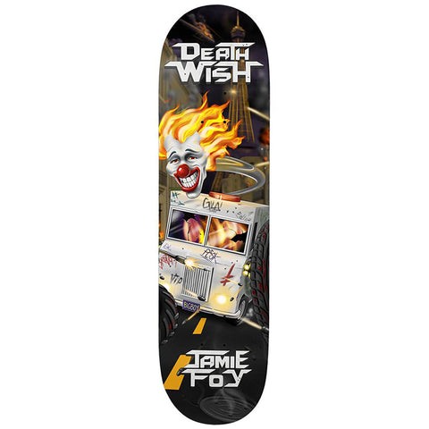 Death Wish - JF Metal Mayhem Deck