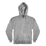 Anti Hero - Drop Hero Hood (Gun Metal Heather/Grey)