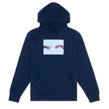 Fucking Awesome - Nak Hands Hood (Navy)