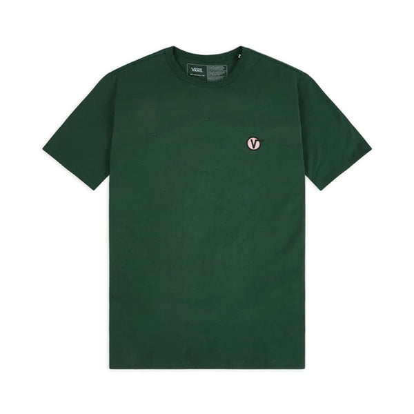 Vans - Off The Wall Classic Circle Tee (Pine Needle)